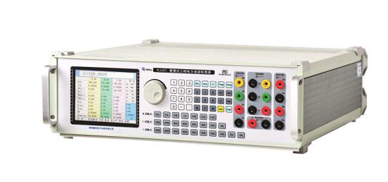 PL6305便携式三相电力谐波标准源